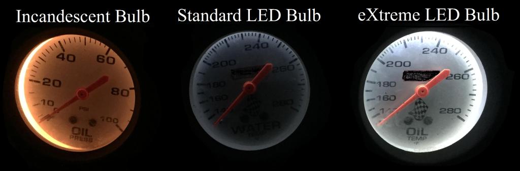 Bulb Comparison